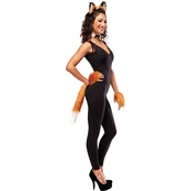 Morris Costumes Women's Foxy Lace Kit