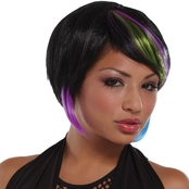Morris Costumes Women's New Rave Wig