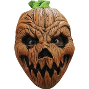 Ghoulish Adult Pumpkin Head Mask