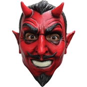 Ghoulish Adult Classic Devil Mask