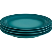 Le Creuset Dinner Plate 10.5 In. Set of 4