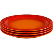 Le Creuset Dinner Plate 11.25 In. Set of 4