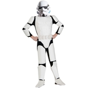 Rubie's Costume Boys Star Wars Rebels Deluxe Stormtrooper Costume