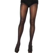 Leg Avenue Women's Tights Opaque Sheer Waist Pantyhose