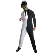 Rubie's Costume Men's Two Face Costume