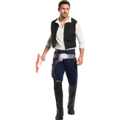 Rubies Costume Men's Star Wars Classic Hans Solo Costume