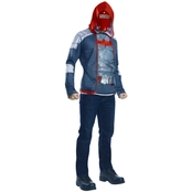 Rubies Costume Men's Muscle Chest Red Hood Costume