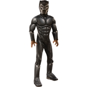 Rubie's Costume Little Boys / Boys Marvel Black Panther Deluxe Costume