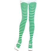 Leg Avenue Women's Striped Tights