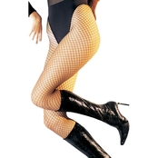 Leg Avenue Women's Lycra Fishnet Pantyhose