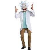 Men's Rick Costume