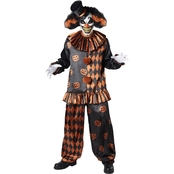 Morris Costumes Men's Halloween Clown Costume