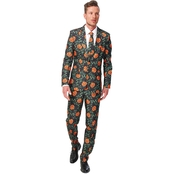 Men's Pumpkin Suit Costume