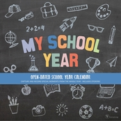 TF Publishing School Year Wall Calendar