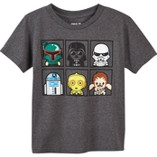 Star Wars Little Boys Small Dreams Tee