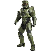 Disguise Men's Master Chief Ultra Prestige Costume
