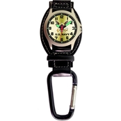 Aquaforce Men's U.S. Navy Analog Quartz Carabiner Watch 29C1