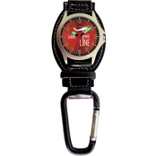 Aquaforce Men's Nine Line Analog Quartz Carabiner Watch 29F2