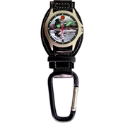 Aquaforce Men's Combat Med Analog Quartz Carabiner Watch 29F6