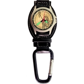 Aquaforce Men's Lady Liberty Analog Quartz Carabiner Watch 29L1