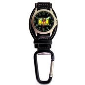 Aquaforce Men's Vietnam Veteran Analog Quartz Carabiner Watch 29W1
