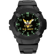 Aquaforce Men's/Women's Army Analog Quartz Watch 24CX
