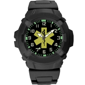 Frontier Aquaforce Air Force Analog Quartz Watch 24EMTX