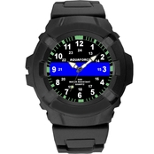 Aquaforce Analog Quartz Watch - Thin Blue Line