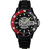 Frontier Aquaforce Firefighter Analog Quartz Watch 51YX
