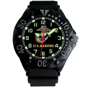 Aquaforce Men's / Women's Marines Analog Quartz 48mm Watch 52AX