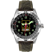 Frontier Women's Aquaforce Army Analog Quartz Watch 60BX