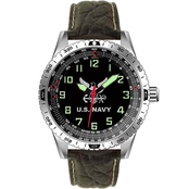 Frontier Aquaforce Navy Analog Quartz Watch 60CX