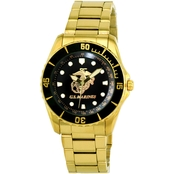 Frontier Men's Aquaforce Analog Quartz Watch Marines 61A
