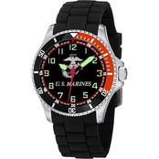 Frontier Aquaforce Marines Analog Quartz Watch 62AX