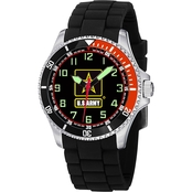 Aquaforce Army Analog Quartz Watch 62BX