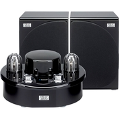 SoLIS Stereo Bluetooth Vacuum Tube 2 x 12W RMS Audio System