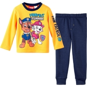 Marvel Little Boys Fleece Jogger Set Paw Patrol