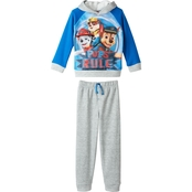 Nickelodeon Little Boys Subliminal Fleece Jogger Set Paw Patrol
