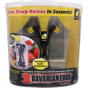 TeleBrands Bavarian Edge Knife Sharpener