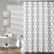 Lush Decor Bellagio 72 x 72 in. Single Shower Curtain