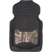 Realtree Solo Antler Front Floor Mat 2 pc. Set