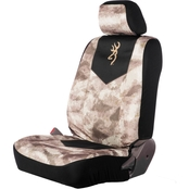 Browning Chevron Low Back Seat Cover