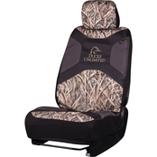 Ducks Unlimited Stacked Logo Low Back 2.0 Seat Cover