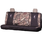 Browning Buckmark Damask Full Size Bench Seat Cover