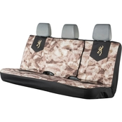 Browning Chevron Full Bench Seat Cover