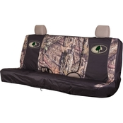 Browning Mossy Oak Oval Full Size Bench Seat Cover