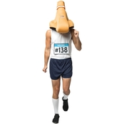 Rasta Imposta Men's Runny Nose Costume