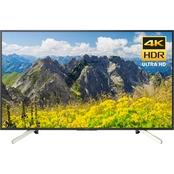 Sony 65 in. 4K HDR Motionflow XR 240 60Hz Smart TV XBR65X750F