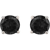 White Gold 1/4 CTW White Gold Diamond Stud Earrings