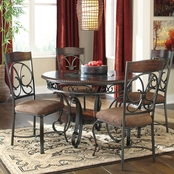 Signature Design by Ashley Glambrey 5 pc. Dining Set